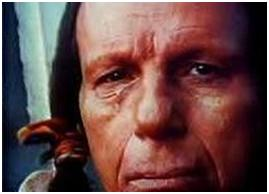 Don't make Iron Eyes Cry!