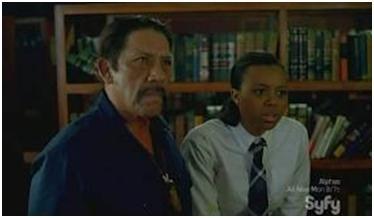 Ghostquake: Haunted High (2012) TV Movie Rubbish (2/4)