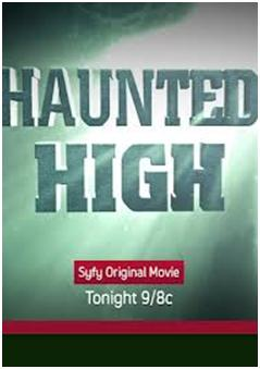 Ghostquake: Haunted High (2012) TV Movie Rubbish (4/4)