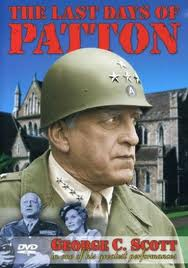 "The giant mansion behind ""Patton"" head is where we filmed."