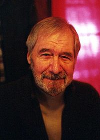 Author Ed McBain (b. 1926 - d. 2005)