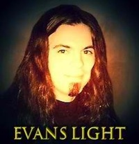 Evans Light. Photo courtesy of Goodreads.com