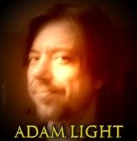 Author Adam Light.