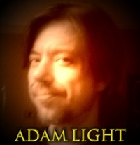 Author Adam Light.