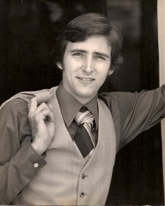 One of my John Robert Powers pictures - 1979.