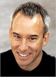 Author Scott Smith (no relation)
