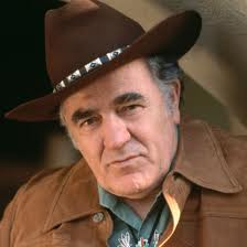 The author Louis L'Amour. (b: 1908 - d: 1988)