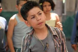 "Kevin Hernandez as ""the kid."""