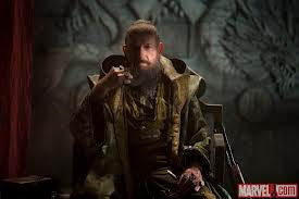 One of the best things about Iron Man 3 Ben Kingsley.