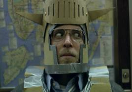 Chris Sharp as Christopher Hawley aka Mister Average.