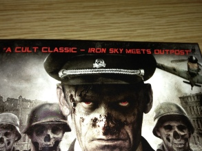 "The ""tip-off"" should have been the fact that the film is referred to as a ""Cult Classic"" on the cover!"