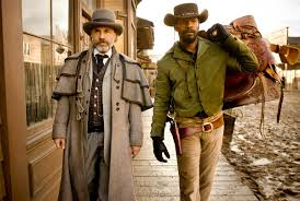 Scene from Django Unchained