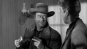 John Fords The Man Who Shot Liberty Valance.
