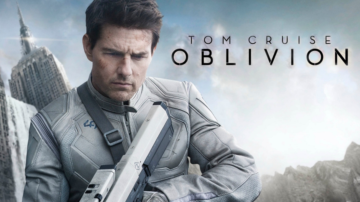 Oblivion (2013) Surprisingly Good
