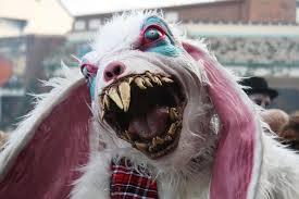 Rabid rabbit image...