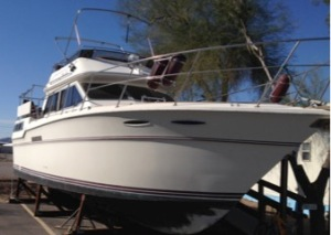The Mai Tai Yacht at the Quartzsite Yacht Motel
