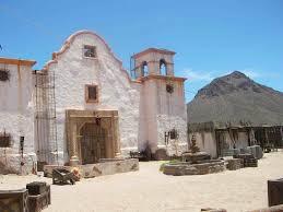 Old Tucson Studios Western Town Set