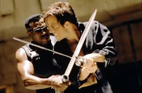 Scene from Blade