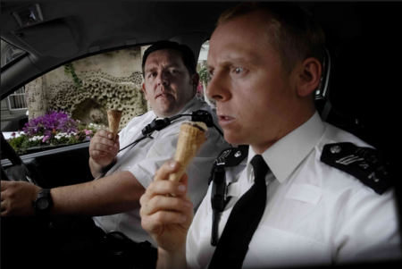 Hot Fuzz: Shaun of the Dead Remix?