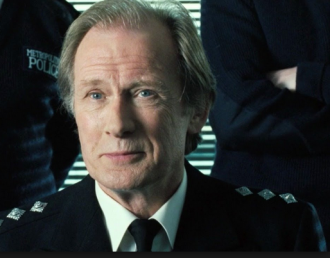 Bill Nighy Hot Fuzz Screen Shot