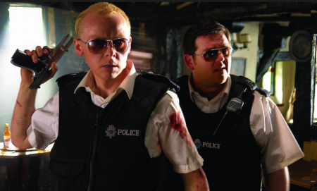 Pub shot from Hot Fuzz
