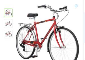 Schwinn 700C - my bike