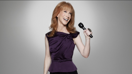 Kathy Griffin Departing Fashion Police: Yawn