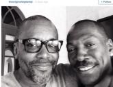 Lee Daniels and Eddie Murphy Instagram