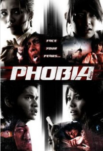 Poster for Phobia aka 4bia