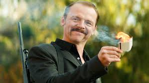 'Kill Me Three Times' Simon Pegg Black Comedy on Demand