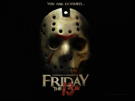 Poster from original Friday the 13th