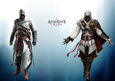 Poster for Assassin's Creed I