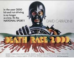 Poster for Death Race 2000