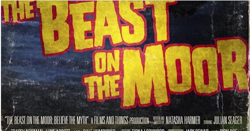 Poster for The Beast on the Moor