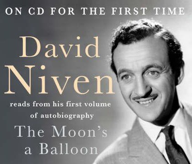CD cover for The Moon's a Balloon