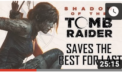 Shadow of the Tomb Raider Review by Critique Quest