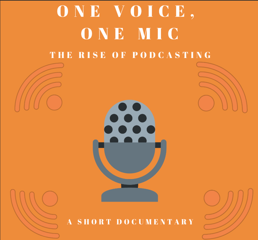 One Voice, One Mic: The Rise of Podcasting Ben Gummery on the Importance of Me