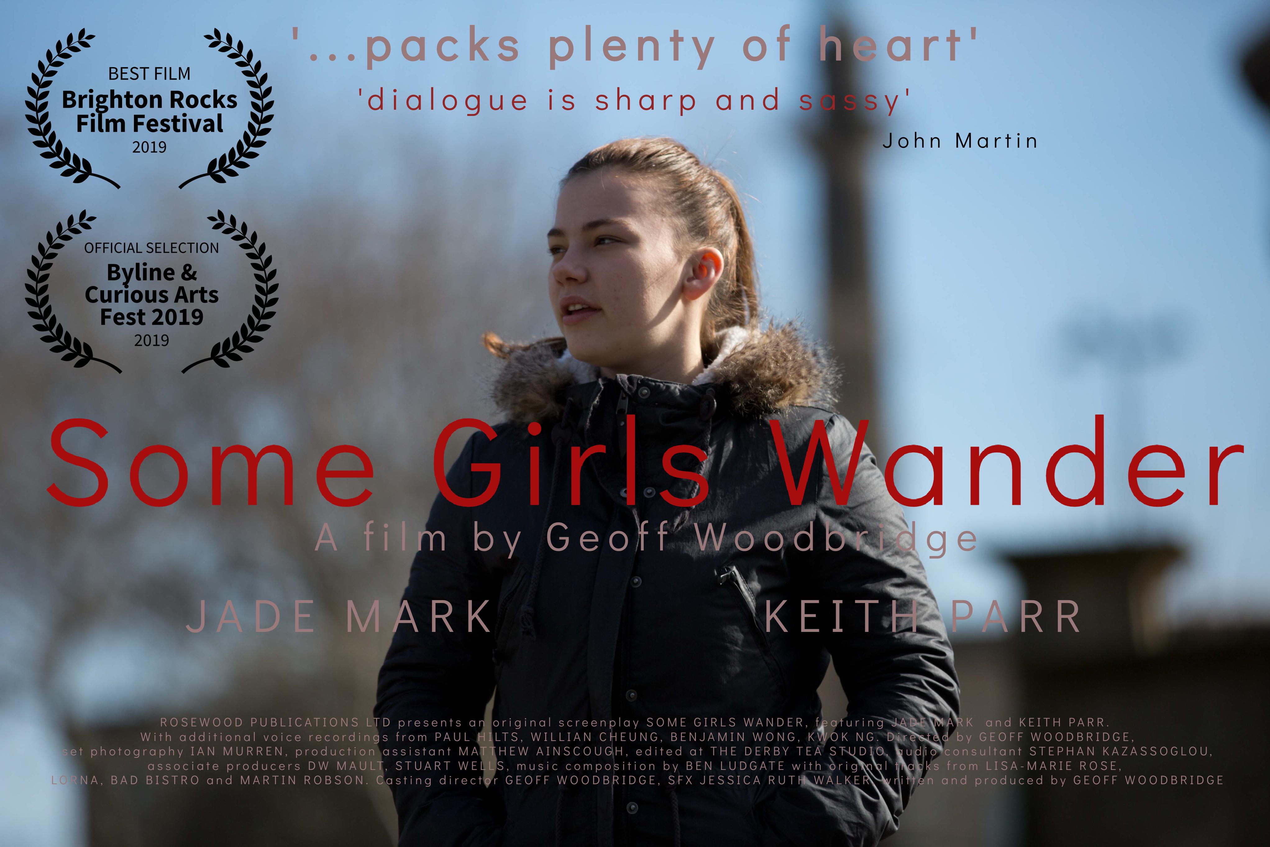 Some Girls Wander: Geoff Woodbridge's Ode to the Lost and Broken