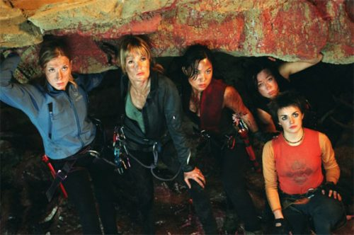 The Descent (2005): Still a Tight Fit